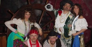 Captian Hookworm – Murder Mystery Dinner Theater