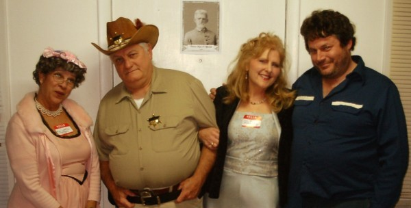 Colonel Angus Murder Mystery Dinner Theater Cast