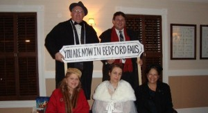 It's a Wonderful Murder – Murder Mystery Dinner Theater
