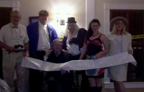 Schlocky Horror Murder Mystery Dinner Theater Cast