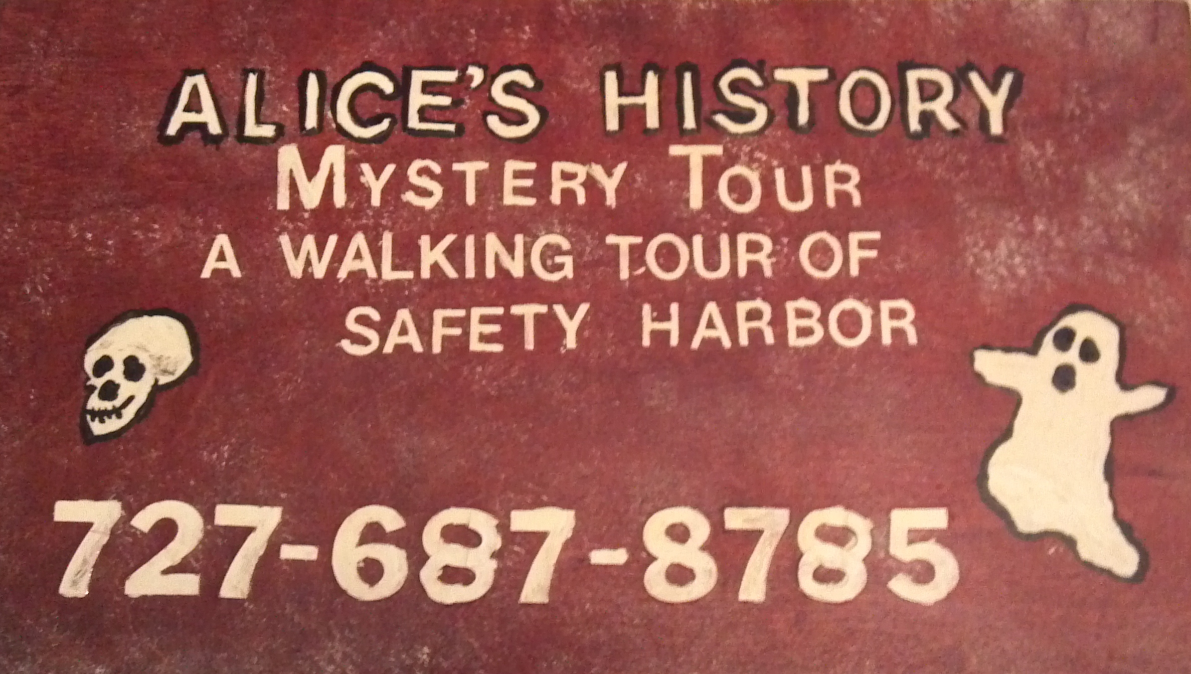 Safety Harbor Walking Tour